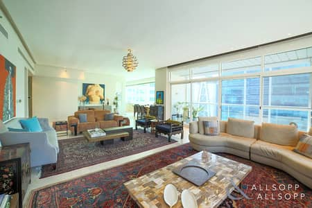 3 Bedroom Flat for Sale in Jumeirah Lake Towers (JLT), Dubai - Upgraded | 3 Bed + Maids | Close To Park