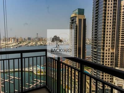شقة 1 غرفة نوم للايجار في ذا لاجونز، دبي - Comfort Living in Creek |1 BR w/ Balcony