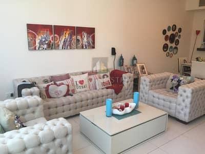 3 Bedroom Flat for Sale in Al Furjan, Dubai - Fully Upgrade 3BR+M Close Kitchen Facing Garden