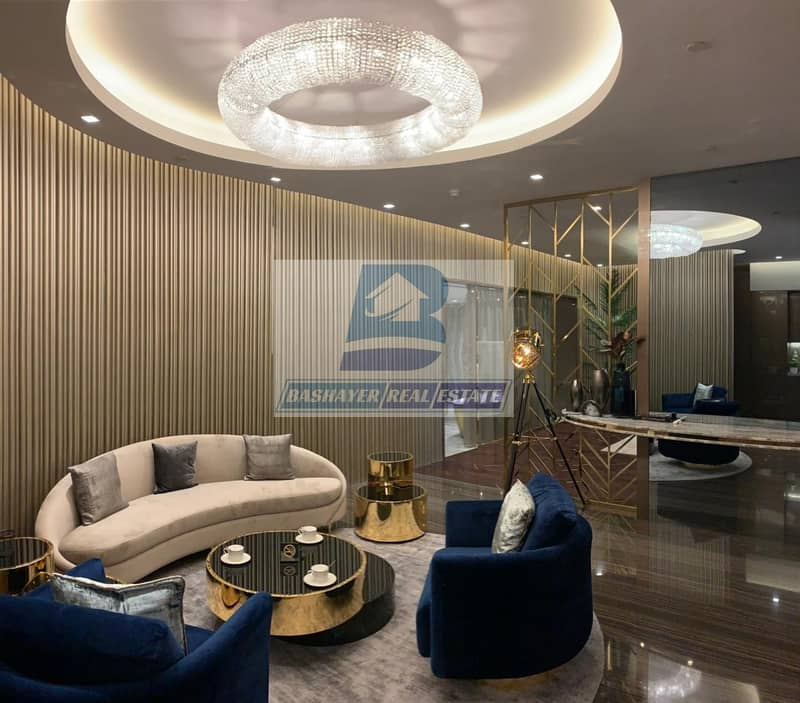Spacious 1 Bed Room Located In Heart of Dubai | GUARANTEED 10% ROI up to (3 Years)