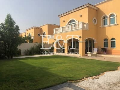 5 Bedroom Villa for Rent in Jumeirah Park, Dubai - Perfect Location | District 2 | 5 Beds | JP