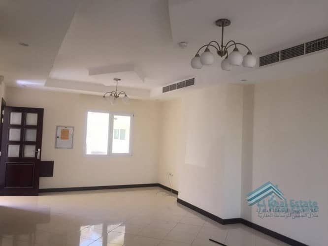 2 3BR HALL SAHARA MEADOWS TOWNHOUSE  FOR RENT 60K