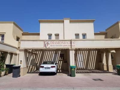 فیلا 2 غرفة نوم للايجار في الينابيع، دبي - Well maintained 4m Family villa in Springs 10