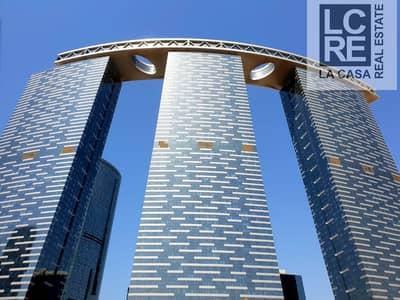 3 Bedroom Apartment for Rent in Al Reem Island, Abu Dhabi - Breathtaking Views I High Floor 3+M in Gate Towers