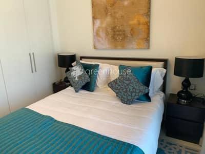 شقة فندقية 1 غرفة نوم للايجار في قرية جميرا الدائرية، دبي - Furnished
