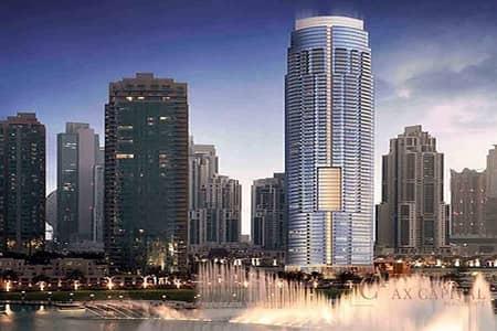 فلیٹ 4 غرفة نوم للبيع في وسط مدينة دبي، دبي - 25% FIRST INSTALLMENT | ALLURING APARTMENT