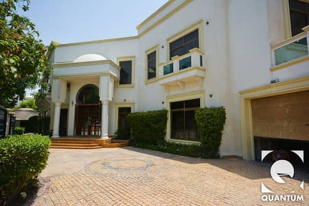 6 Bedroom Villa for Sale in Emirates Hills, Dubai - Luxury Villa | Lake Views | High Quality