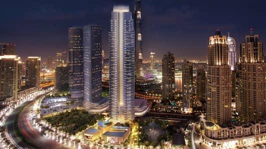 شقة 1 غرفة نوم للبيع في وسط مدينة دبي، دبي - EXQUISITE 1 BEDROOM APARTMENT IN DOWNTOWN DUBAI