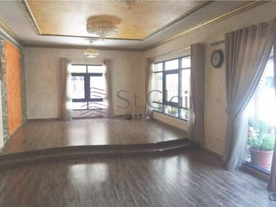 3 Bedroom Apartment for Rent in The Greens, Dubai - 3 Beds Upgraded with Courtyard | Vacant | Al Ghaf 4