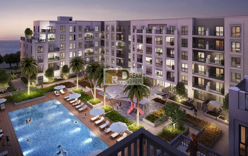 2 Only Pay 5% DP   80% On Hand Over    Private Beach