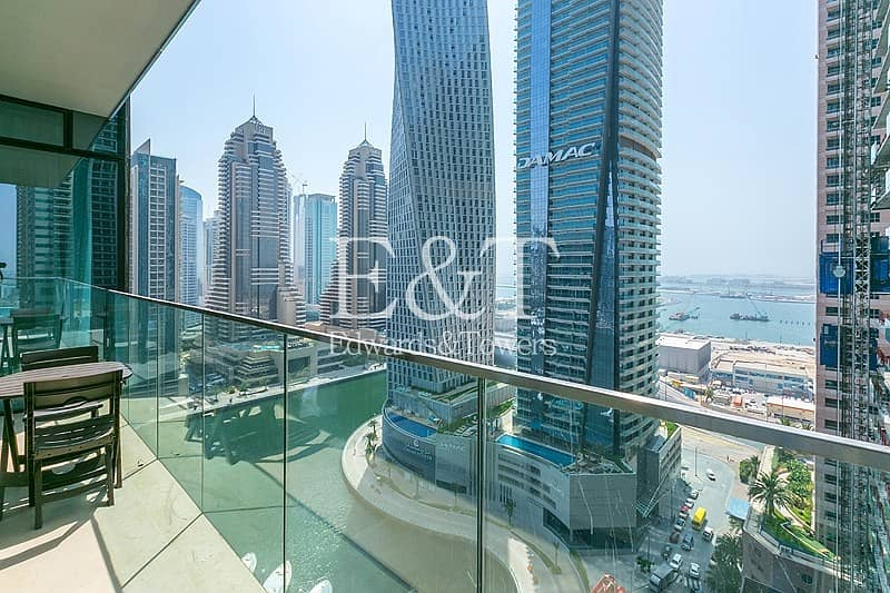 2 Ready to Move In | Best Deal | Pool+Marina View