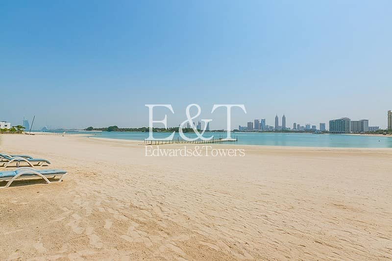 32 Upgraded 5 Bed | Vacant | Beach Facing | PJ