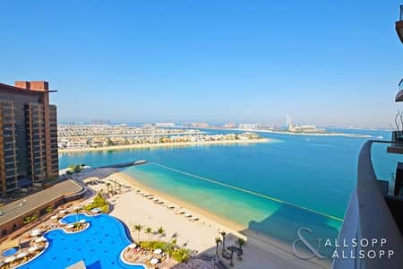 1 Bedroom Apartment for Sale in Palm Jumeirah, Dubai - One Bed | High Floor | Burj Al Arab View