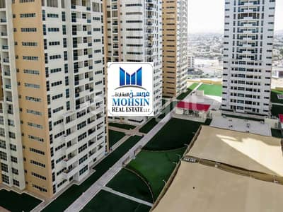 3 Bedroom Flat for Sale in Al Sawan, Ajman - 3 Bhk For sale In Ajman One Towers