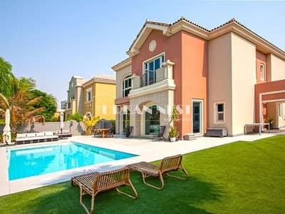 5 Bedroom Villa for Sale in Dubai Sports City, Dubai - Exclusive - Beautiful C1 on large corner plot