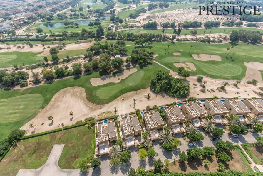 Full Golf Course View High Floor Fully Upgraded