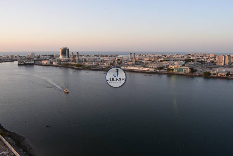 12 Furnished |1 BHK |Sea View| For Sale-JULPHAR TOWER