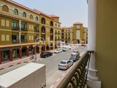 فلیٹ 1 غرفة نوم للبيع في المدينة العالمية، دبي - شقة في الحي الإسباني المدينة العالمية 1 غرف 355000 درهم - 4308351