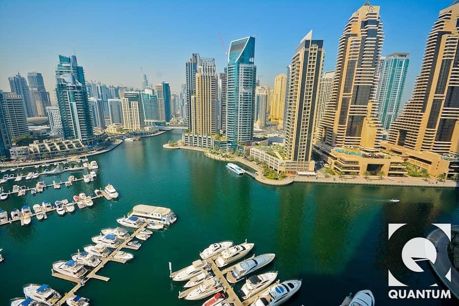 11 NEW to the Market | Full Marina Views