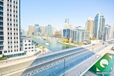 فلیٹ 1 غرفة نوم للايجار في دبي مارينا، دبي - Best Price in Sparkle | New | Must See
