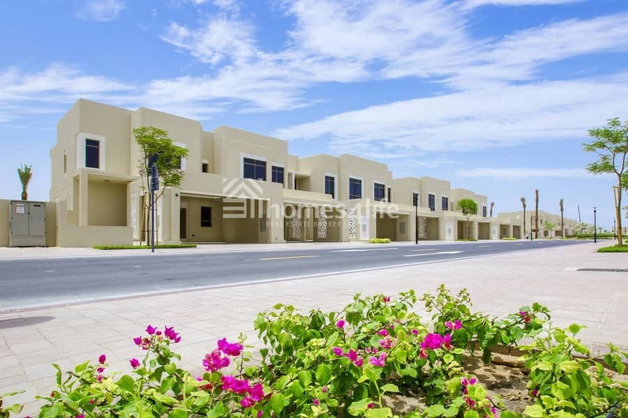 Ready To Move In | Brand New Safi 3BR+M Type 9 TH