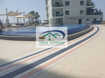 1 Bedroom Apartment for Rent in Al Reem Island, Abu Dhabi - Luxurious Apartment with 1 Bedroom with Gym