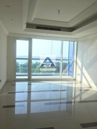 3 Bedroom Flat for Rent in Corniche Road, Abu Dhabi - Premium 3 bhk with balcony facilities on corniche