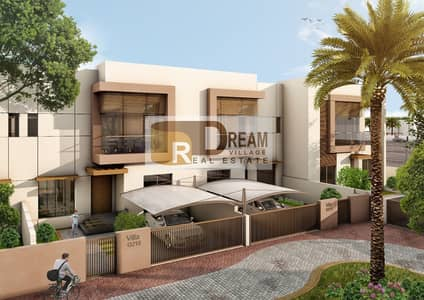 2 Bedroom Townhouse for Sale in Sharjah Garden City, Sharjah - Own a Luxury villa | flexible payment plan | 1%  Monthly