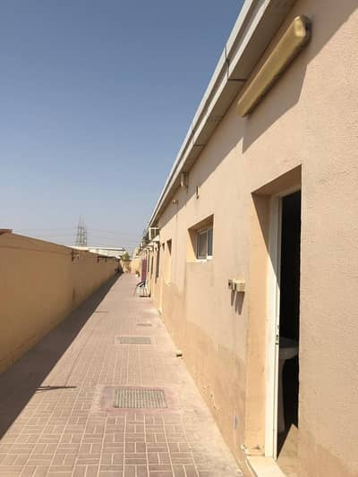 Labour Camp for Rent in Al Saja, Sharjah - CLEAN AND ACCESSIBLE LABOUR CAMP IN SHARJAH SAJJA