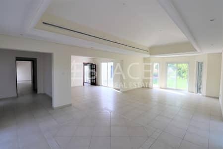 فیلا 4 غرفة نوم للايجار في جرين كوميونيتي، دبي - Corner Bungalow | Lush Green Gardens | Vacant