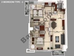 2-BEDROOM-TYPE-1