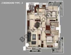 2-BEDROOM-TYPE-2