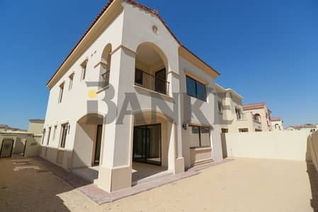 5 Bedroom Villa for Sale in Arabian Ranches 2, Dubai - 8% Guaranteed Return| No DLD fee| Back to Back