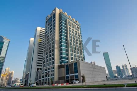 Office for Rent in Business Bay, Dubai - Grosvenor Tower | Fitted office | Glass partitions