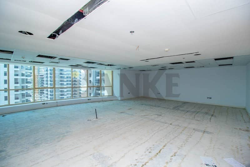 2 Semi Fitted Office | Close to Metro Station