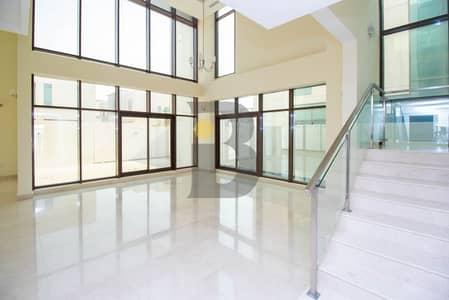 6 Bedroom Villa for Rent in Meydan City, Dubai - Luxurious Villa G+2 with an Elevator | Meydan