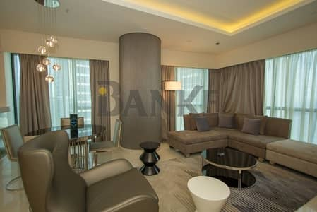 Motivated Seller | Burj View | Luxurious Serviced Apartment