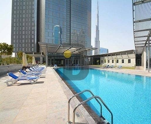 12 Central Park  Vacant Duplex 2 BR 1.8M Vacant in DIFC Dubai