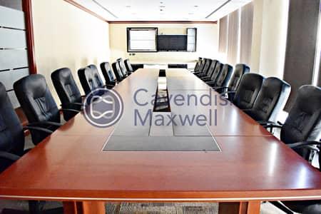 Fitted Office Space |  Low Floor | Garhoud