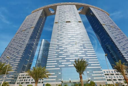2 Bedroom Flat for Rent in Al Reem Island, Abu Dhabi - 4 Cheques!! Garden View Apartment in Gate!