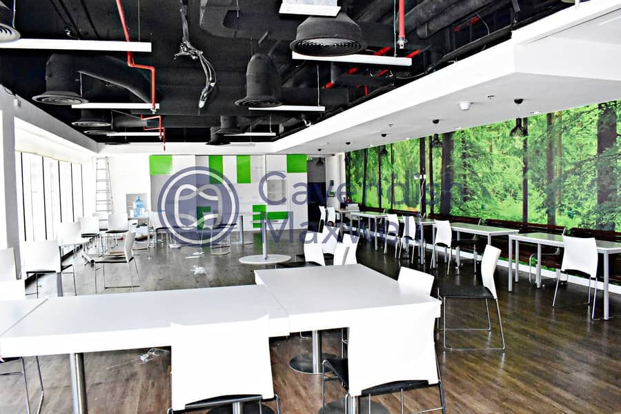 Huge Fitted Office Space | Close to DXB Airport