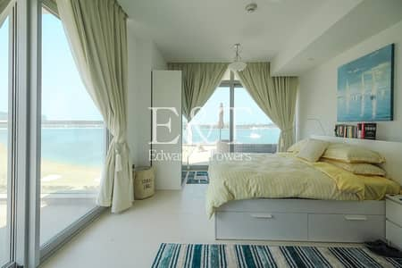 2 Bedroom Flat for Sale in Palm Jumeirah, Dubai - Sea and Island View | Extended Balcony | PJ