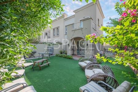 فیلا 2 غرفة نوم للبيع في الينابيع، دبي - Single Row  Landscaped Garden  Exclusive
