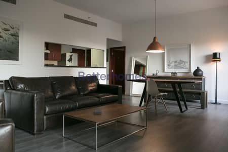 شقة 1 غرفة نوم للايجار في جي بي ار، دبي - Beautifully Furnished | Spacious | 1.5 Bath