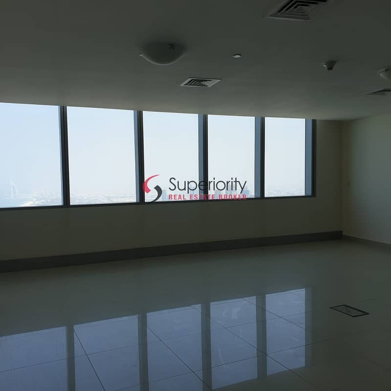 2 Two bedroom apartment with fantastic view from high floor
