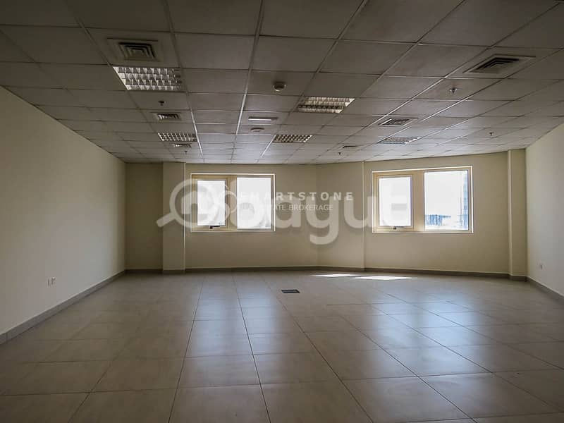 2 SPACIOUS OFFICE WITH PARKVIEW l HIGH STANDARD BUILDING WITH FULL FACILITIES