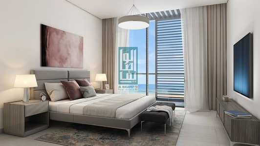 Studio for Sale in Sharjah Waterfront City, Sharjah - Best sea View for the Cheapest in all Over UAE