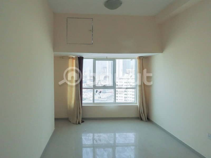 HOT DEAL. . . !! Spacious Studio Apartment for Rent in Ajman Pearl Tower.