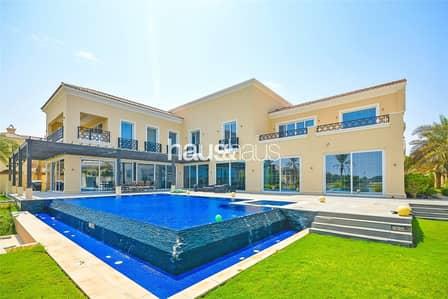 فیلا 7 غرف نوم للايجار في المرابع العربية، دبي - 1st Jan | Extended | Upgraded | Full Polo View