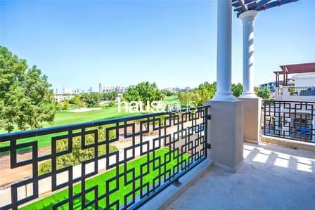 فیلا 5 غرفة نوم للبيع في عقارات جميرا للجولف، دبي - Custom built | 11th tee | Earth Course |